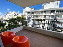 Condos for Rent/Lease in Condado, San Juan, Puerto Rico $3,500 monthly