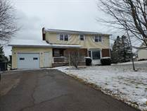 Homes for Sale in Charlottetown, Prince Edward Island $375,000