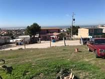 Lots and Land for Sale in North Rosarito, Ampliacion Benito Juarez, Blvd. Sharp, Playas de Rosarito, Baja California $289,000