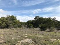 Lots and Land for Sale in Mystic Shores, Spring Branch, Texas $29,900