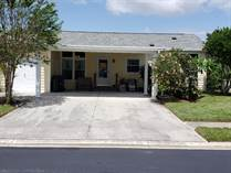 Homes for Sale in Riverside Club, Ruskin, Florida $75,500