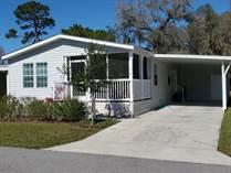 Homes Sold in Ramblewood Village, Zephyrhills, Florida $69,900