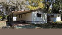 Homes for Sale in East Cove, Inverness, Florida $45,000