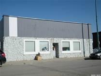 Commercial Real Estate for Sale in Humboldt, Saskatchewan $429,000