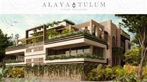 Condos for Sale in Tulum, Quintana Roo $420,000