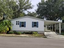 Homes for Sale in Hacienda Heights, Riverview, Florida $59,900