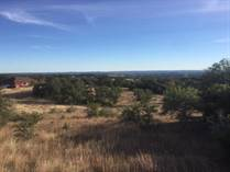 Lots and Land for Sale in Mystic Shores, Spring Branch, Texas $49,900