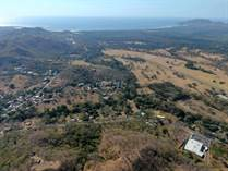 Lots and Land for Sale in Villareal, Guanacaste $1,500,000