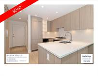 Condos Sold in Lower Lonsdale, North Vancouver, British Columbia $619,800