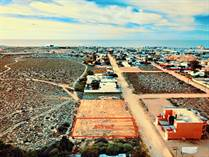 Lots and Land for Sale in El Mirador, Puerto Penasco, Sonora $54,900