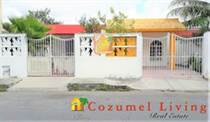 Homes for Sale in Maravilla, Cozumel, Quintana Roo $135,000