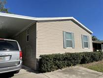 Homes for Sale in The Oaks at Countrywood, Plant City, Florida $32,900