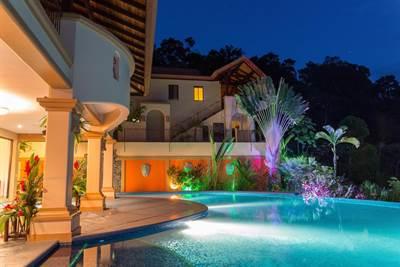Villa Mareas: Exotic Luxury Retreat above Uvita, Costa Rica