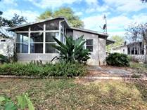 Homes for Sale in Southport Springs, Zephyrhills, Florida $48,900