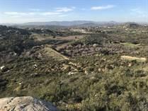 Lots and Land for Sale in San Antonio De Las Minas, Ensenada, Baja California $1,224,000