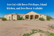 Homes for Sale in Roosevelt Citrus acres, Buckeye, Arizona $360,000