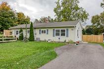 Homes Sold in Ingersoll, Ontario $339,900
