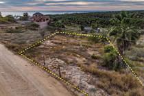 Lots and Land for Sale in La Poza, Todos Santos, Baja California Sur $50,000