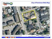 Commercial Real Estate for Sale in Penticton Main North, Penticton, British Columbia $1,349,000