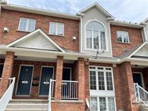 Condos for Sale in Herongate, Ottawa, Ontario $359,900