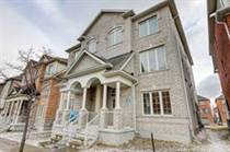 Homes for Sale in Cornell, Markham, Ontario $808,000