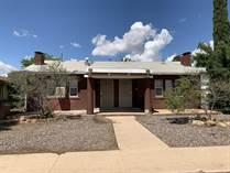 Multifamily Dwellings for Sale in Douglas, Arizona $150,000