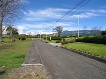 Lots and Land for Sale in Santa Barbara, Heredia, Heredia $141,800