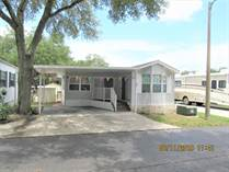 Homes for Sale in Waters Edge RV Resort, Zephyrhills, Florida $44,900