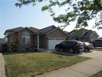 Homes for Sale in Ascot Woods, Niagara Falls, Ontario $499,000