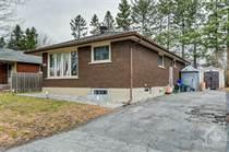 Homes for Sale in PINECREST OTTAWA, Ottawa, Ontario $725,000