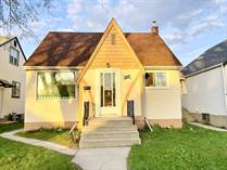 Homes for Sale in West End, Winnipeg, Manitoba $269,900