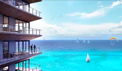 Ocean View 2 Br. Condo, Pre-Sale on Cozumel