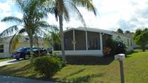 Homes for Sale in Spanish Lakes Fairways, Fort Pierce, Florida $9,995