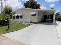 Homes for Sale in Whispering Pines MHP, Kissimmee, Florida $42,500