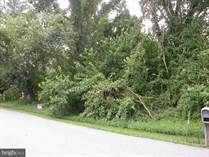 Lots and Land for Sale in Mechanicsville, Maryland $59,900