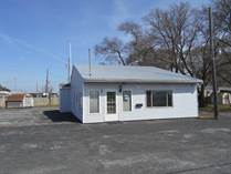 Commercial Real Estate for Sale in Wood County, Fostoria, Ohio $62,500