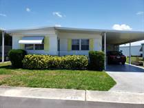 Homes for Sale in Serendipity Mobile Home Park, Clearwater, Florida $29,900