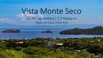 Lots and Land for Sale in Vista Perfecta, Playas Del Coco, Guanacaste $282,000