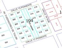 Lots and Land for Sale in Region 15, Tulum, Quintana Roo $1,500,000