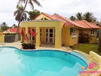 Homes for Sale in Sosua, Puerto Plata $165,000