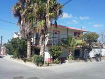 Homes for Sale in Col. Constitucion, Playas de Rosarito, Baja California $69,999