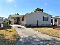 Homes for Sale in Walden Woods South, Homosassa, Florida $73,500