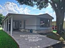 Homes for Sale in The Lakes At Countrywood, Plant City, Florida $23,900