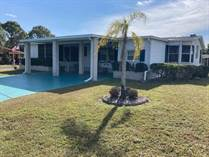 Homes for Sale in Tara Woods, North Fort Myers, Florida $85,000