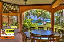 Homes for Sale in Seahorse Ranch, Sosua, Puerto Plata $3,400,000
