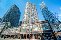 Condos for Rent/Lease in Bay/Wellesley, Toronto, Ontario $2,250 monthly
