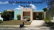 Homes for Rent/Lease in Jardines De Escorial, Toa Alta, Puerto Rico $700 monthly