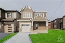 Homes for Sale in ORLEANS AVALON NOTTINGALE SPRINGRIDGE, Ottawa, Ontario $749,900