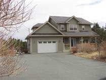 Homes for Sale in Holyrood, Newfoundland and Labrador $307,200