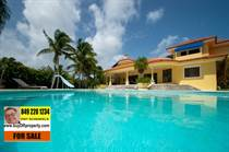 Homes for Sale in Seahorse Ranch, Sosua, Puerto Plata $999,000